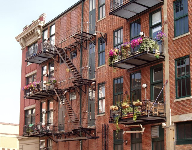 Fire Escapes via Wikipedia