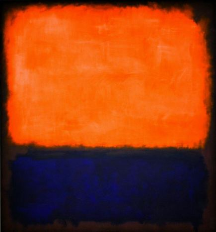 Number 14, Mark Rothko (1960).