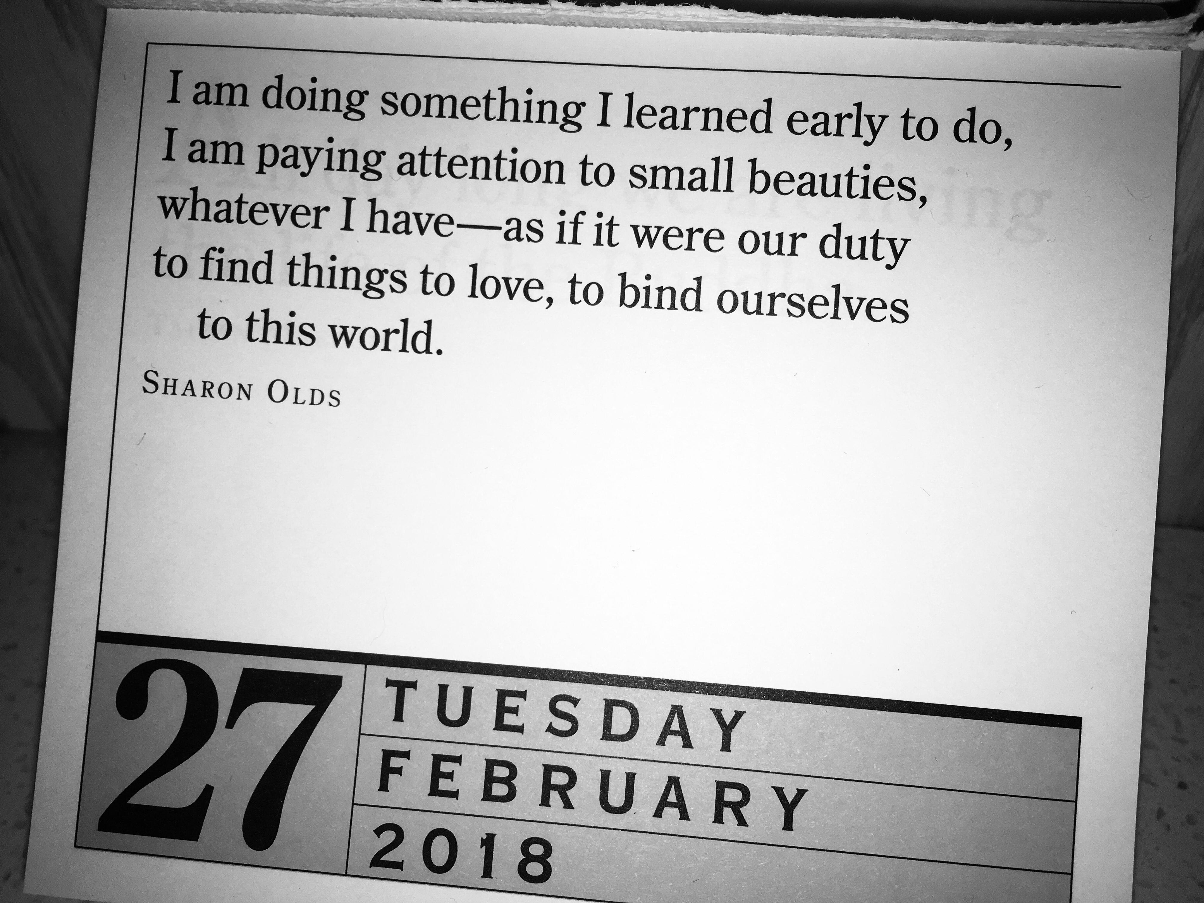 Today's Daily Zen
